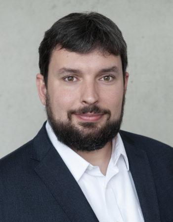 Lukáš Ferkl, Ph.D.